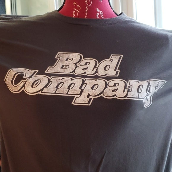 Anvil Other - BAD COMPANY Rock Tee